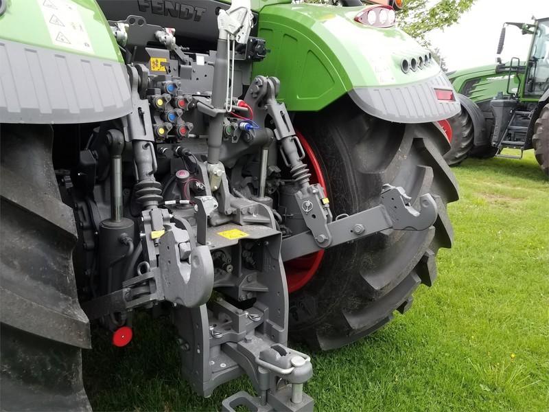 2019 Fendt 720 Vario Tractor