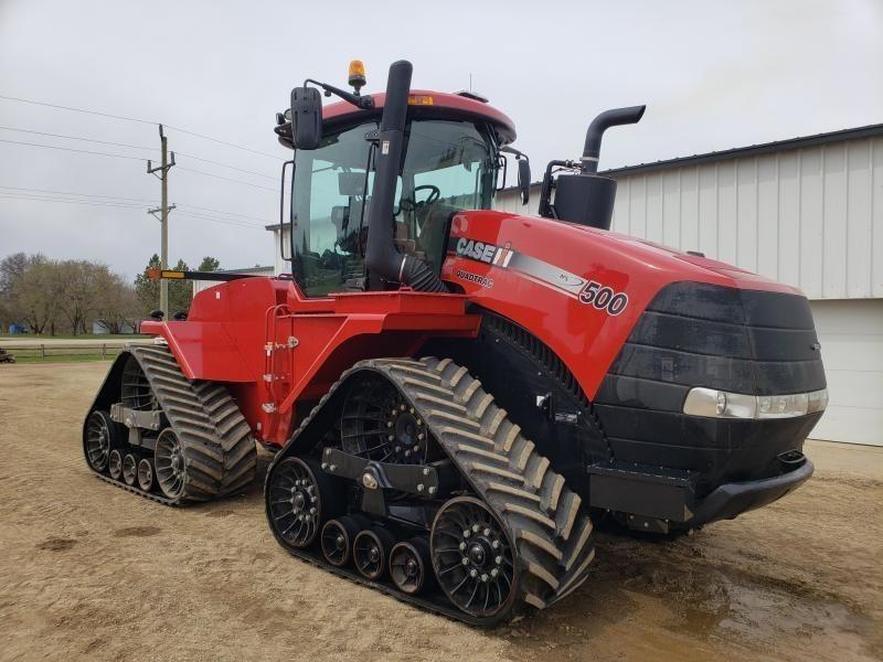 2017 Case IH Steiger 500 QuadTrac Tractor