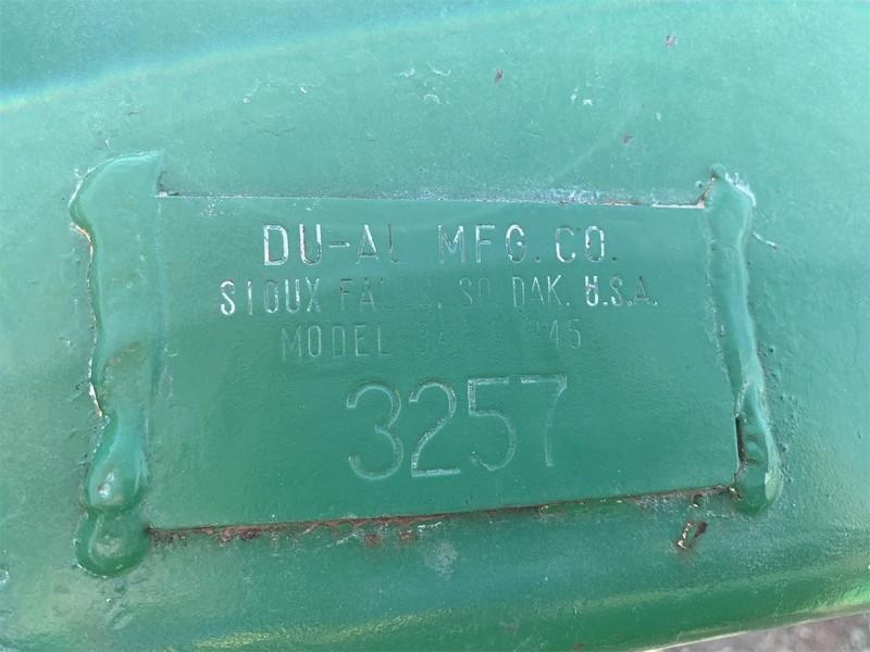 1980 Du-Al 345 Front End Loader
