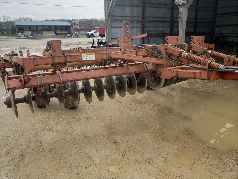 Krause 3115A Soil Finisher