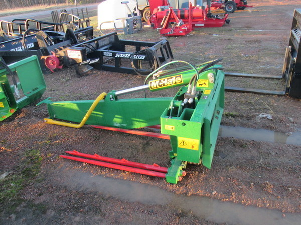 2016 McHale RS4 Loader and Skid Steer Attachment