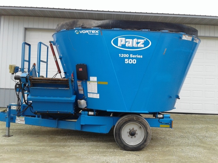 Patz V500 Grinders and Mixer