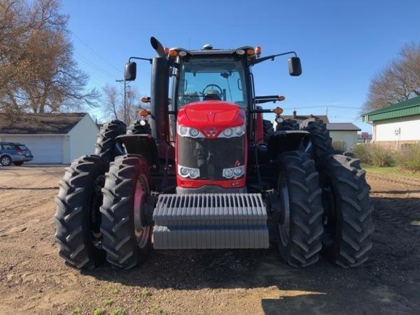 2012 Massey Ferguson 8690 Tractor