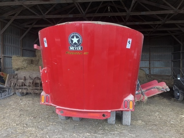 2016 Meyer F585 Grinders and Mixer