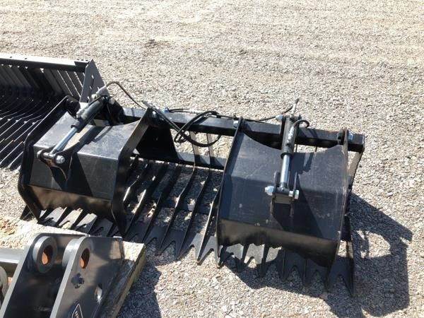 Noname Grapple Loader and Skid Steer Attachment