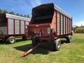 H & S FB74FR16 Forage Wagon