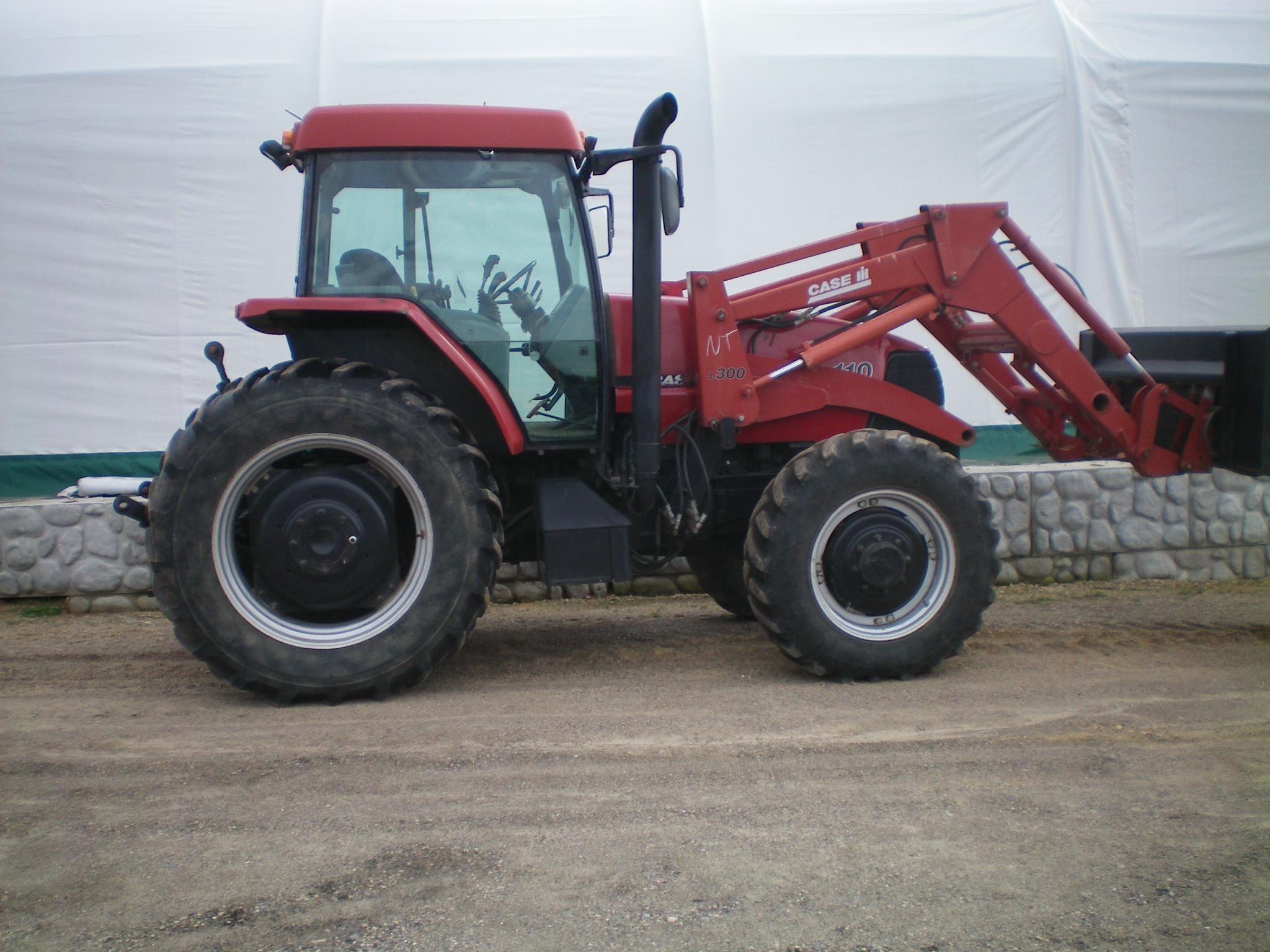 1998 Case IH MX110 Tractor