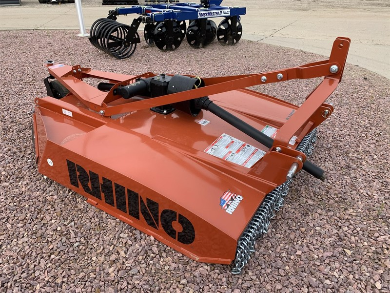 2018 Rhino TW25 Rotary Cutter