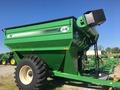 2015 J&M 750-18 Grain Cart
