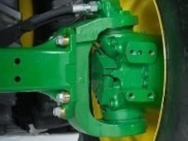 John Deere 2WD KIT-9570 Harvesting Attachment