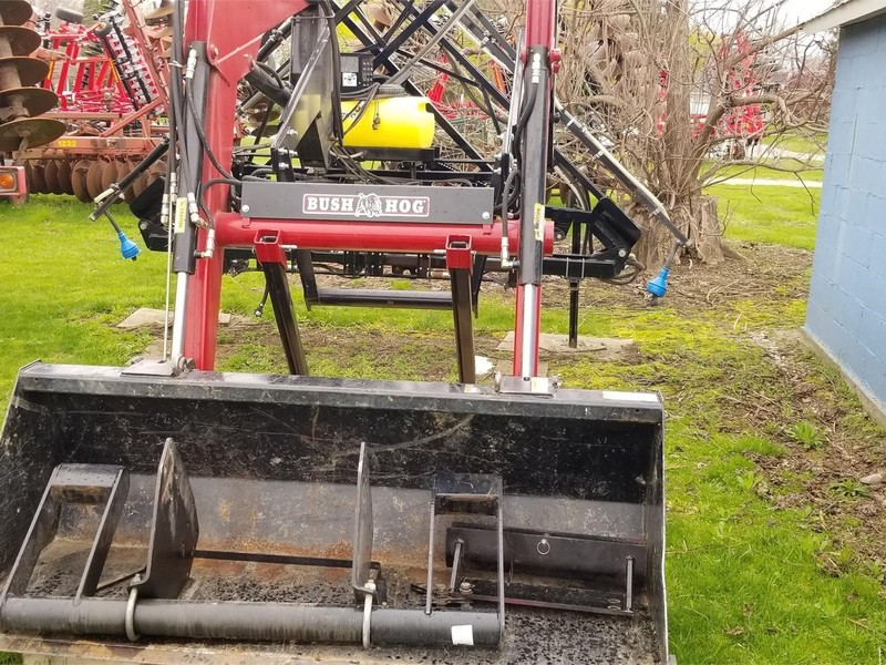 Used Bush Hog Front End Loaders for Sale | Machinery Pete