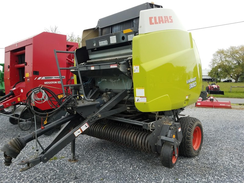 Used Claas Round Balers for Sale | Machinery Pete