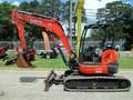 2016 Kubota U55-4 Excavators and Mini Excavator