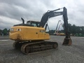 2012 Deere 160G LC Excavators and Mini Excavator