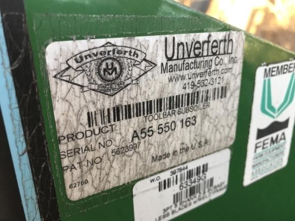 Unverferth 330 Strip-Till