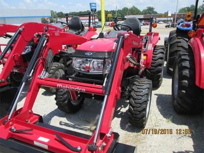 2016 mahindra 1526 tractor pocahontas ar machinery pete