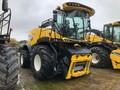 2018 New Holland FR550 Self-Propelled Forage Harvester