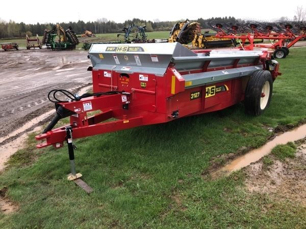 Used Manure Spreaders for Sale | Machinery Pete