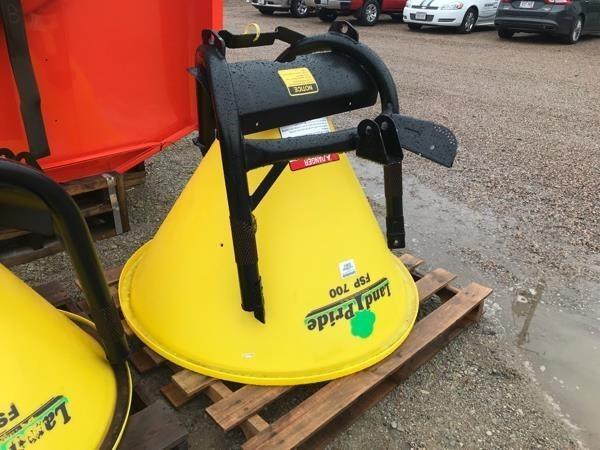 2019 Land Pride FSP700 Pull-Type Fertilizer Spreader