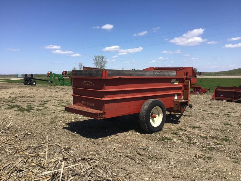 2005 Kelly Ryan 5x12 Grinders and Mixer