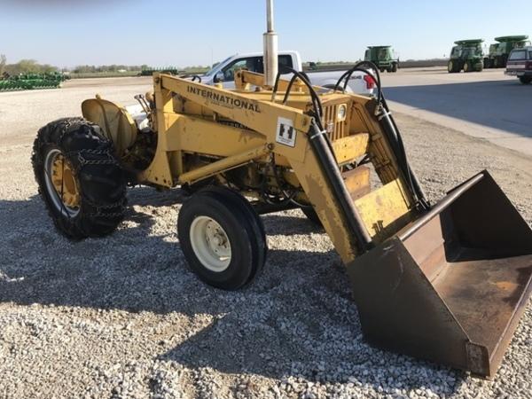 Used International Harvester 2404 Tractors for Sale