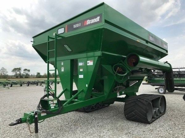 2018 Brandt 1020XR Grain Cart