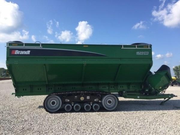 2018 Brandt 1522DXR Grain Cart