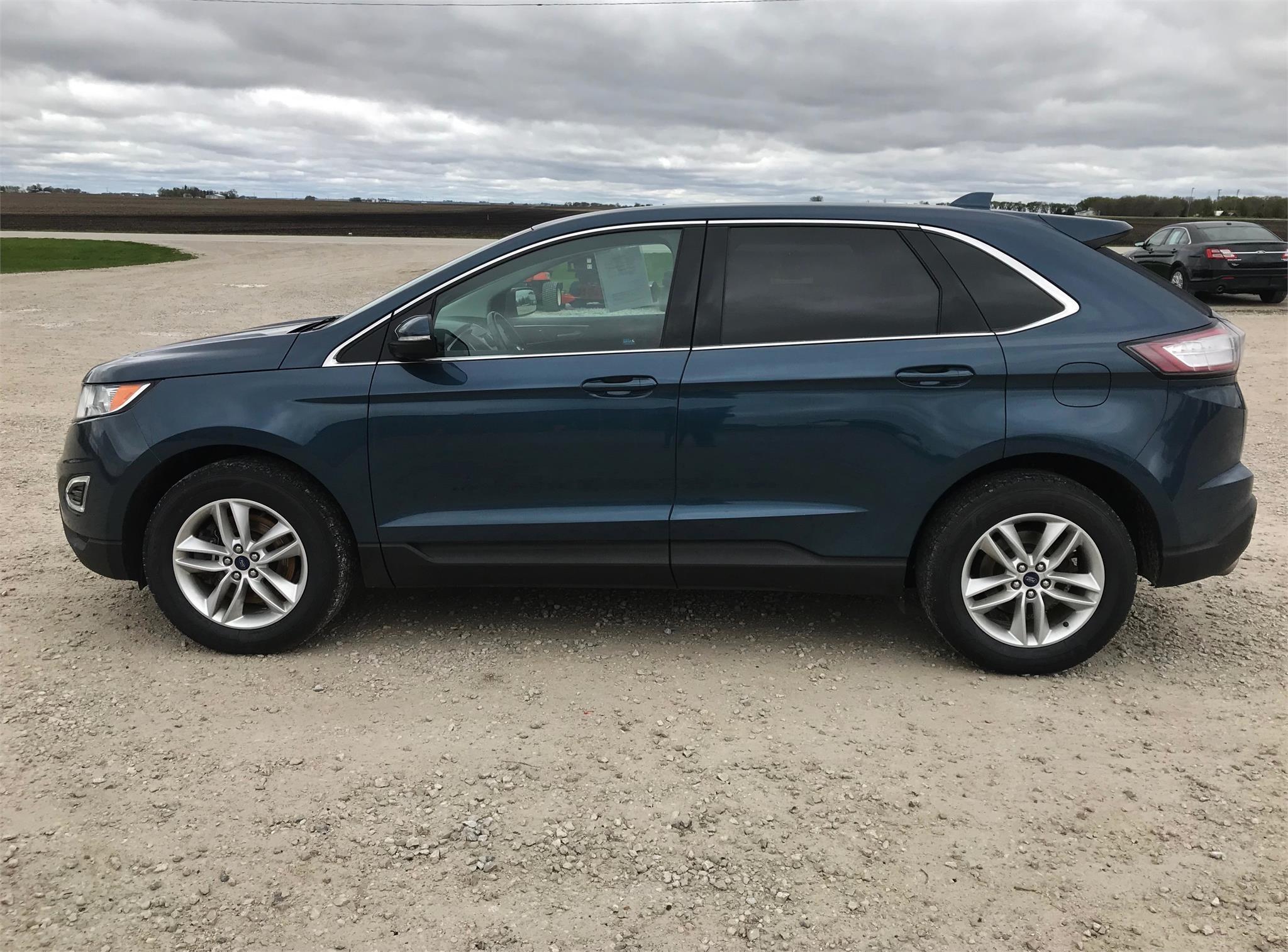 2016 Ford EDGE SEL Pickup