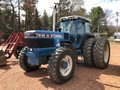 Ford TW-25 Tractor