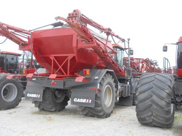 2015 Case IH TITAN 4540 Self-Propelled Fertilizer Spreader