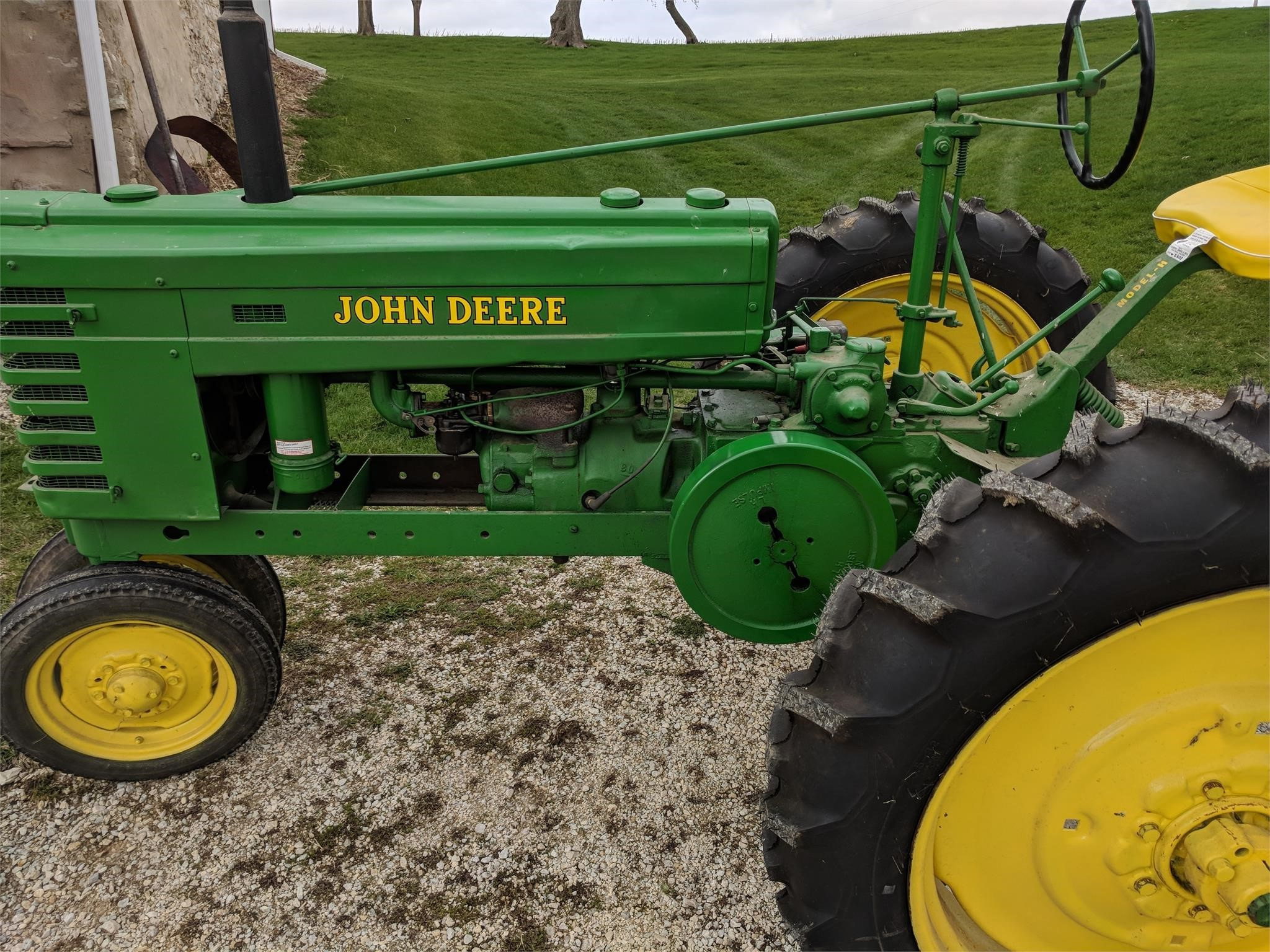 1944 John Deere H Tractor