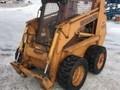 1989 Case 1845C Skid Steer