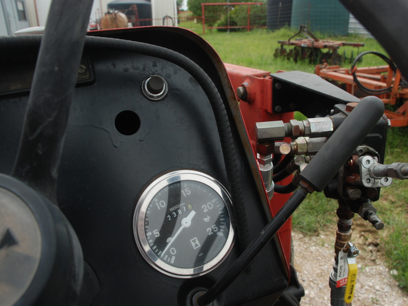 1989 Massey Ferguson 283 Tractor