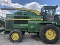 2001 John Deere 6750 Self-Propelled Forage Harvester