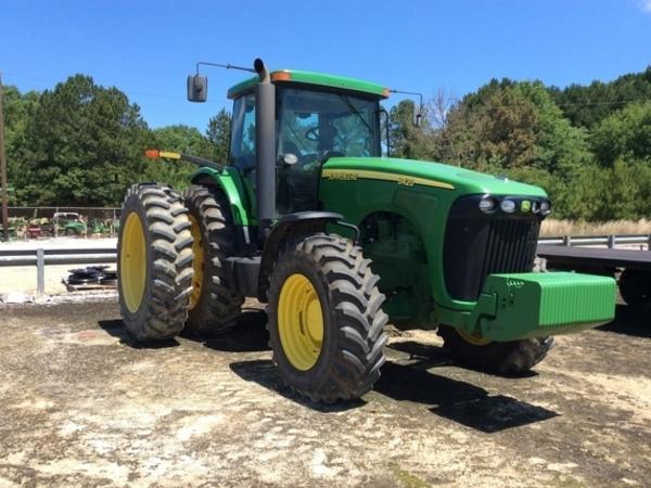 2005 John Deere 8420 Tractor