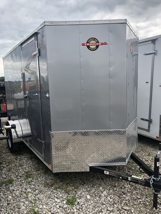 2019 Carry-On 6x12 Flatbed Trailer