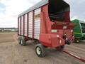 1995 H & S 501 Forage Wagon