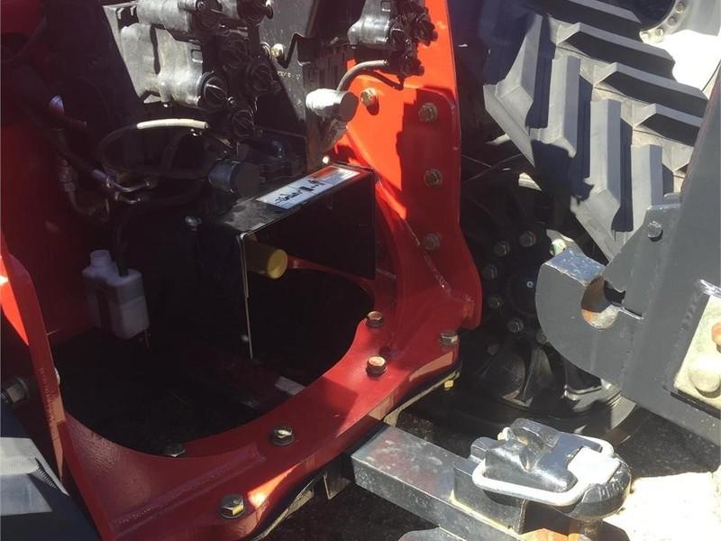 2018 Case IH Steiger 620 Tractor