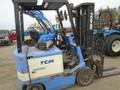 2002 TCM FCB25E3 Forklift