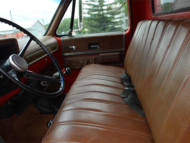 1975 Chevrolet C65 Semi Truck