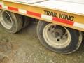 2007 Trail King TK40LP Flatbed Trailer