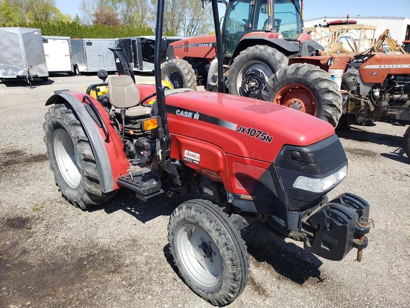 2007 Case IH JX1075N Tractor