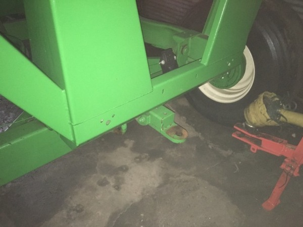 Brent 444 Gravity Wagon