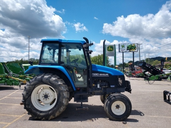Used New Holland TS90 Tractors for Sale | Machinery Pete
