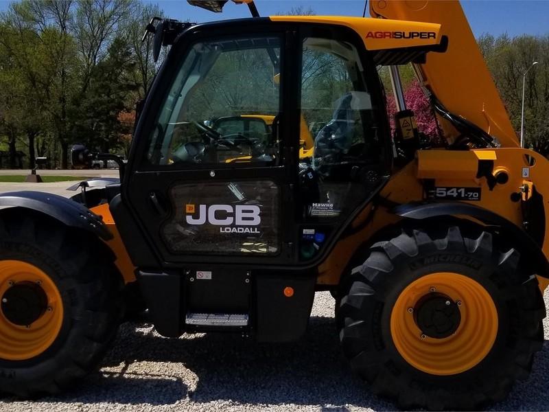2019 JCB 541-70 AGRI SUPER Telehandler