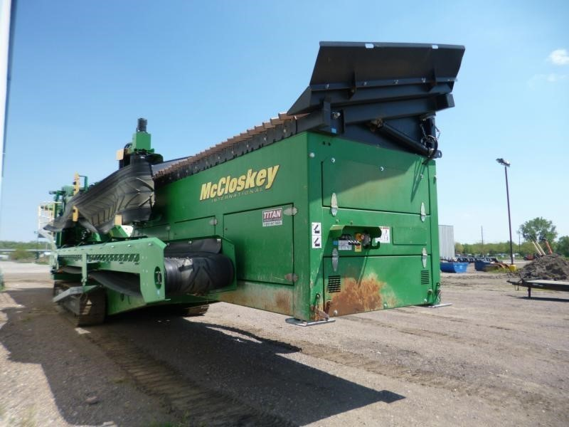 2015 McCloskey S190 Forestry and Mining