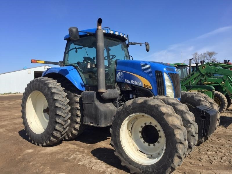 2009 New Holland T8030 Tractor