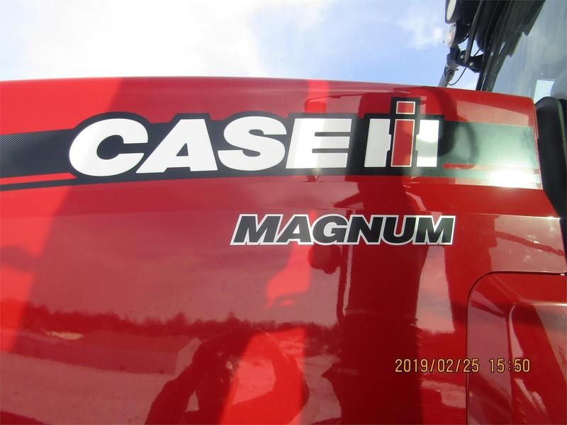 2015 Case IH Magnum 250 CVT Tractor