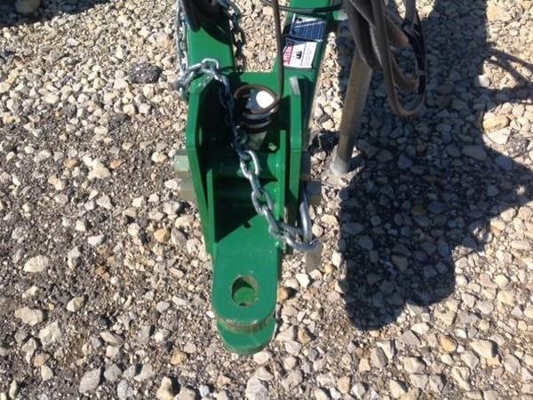 2014 Great Plains NP30A Toolbar