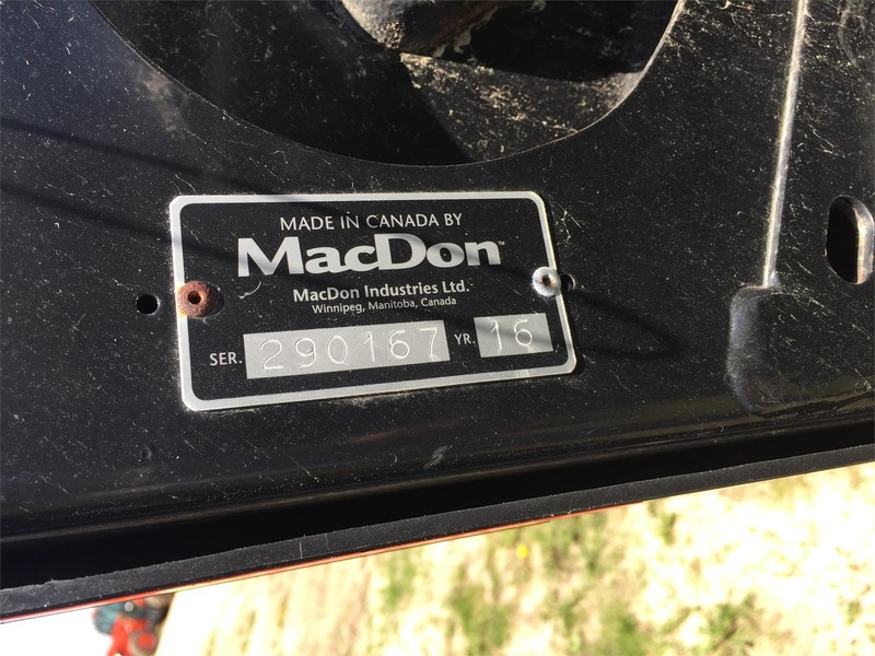 2016 MacDon FD75 Platform